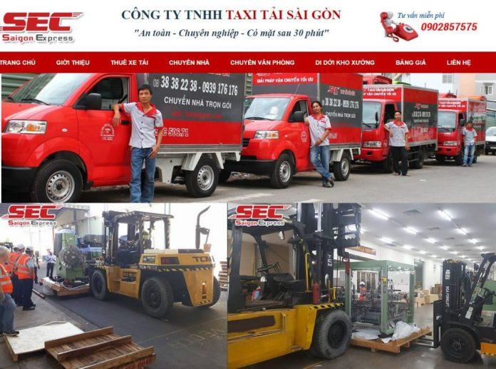 Dịch vụ chuyển nhà Thủ Dầu Một Bình Dương - Saigon Express