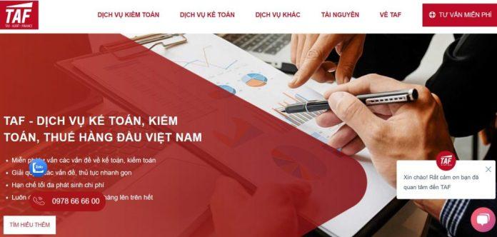 Công ty kế toán TAF