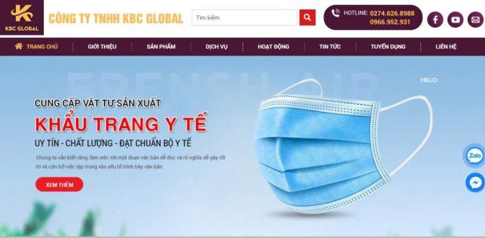 Công Ty TNHH KBC GLOBAL