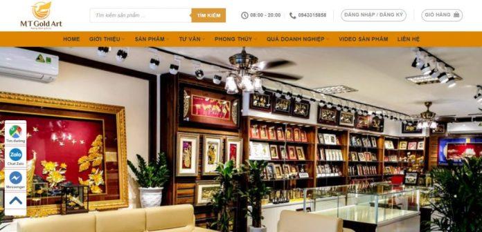 Công ty cung cấp quà tết cho doanh nghiệp - MT GOLD ART