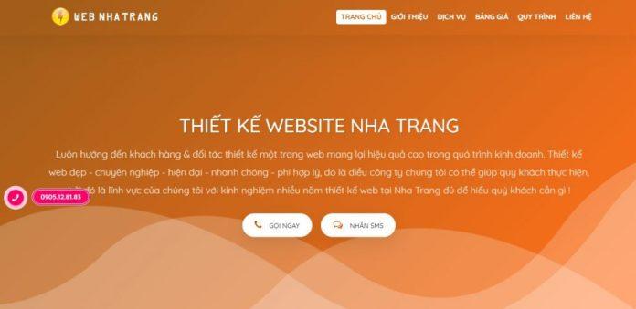 Công Ty Thiết Kế Website - THIẾT KẾ WEB NHA TRANG