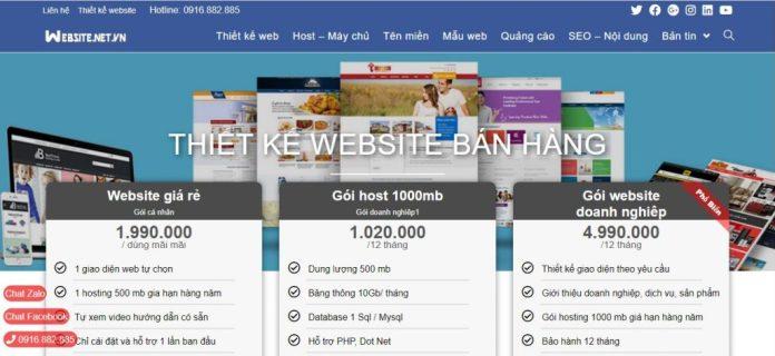 Công ty Thiết Kế Website BTV Hà Nội