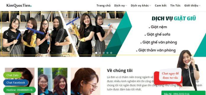 Công ty giúp việc tại nhà theo giờ Kim Quốc Tiến