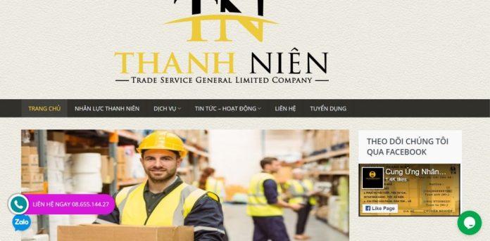 Công ty giúp việc tại nhà theo giờ Thanh Niên