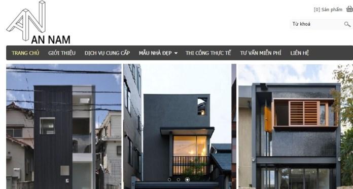 Công ty xây dựng nhà An Nam