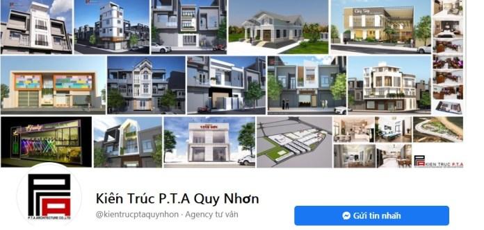 Công ty xây dựng nhà P.T.A Quy Nhơn