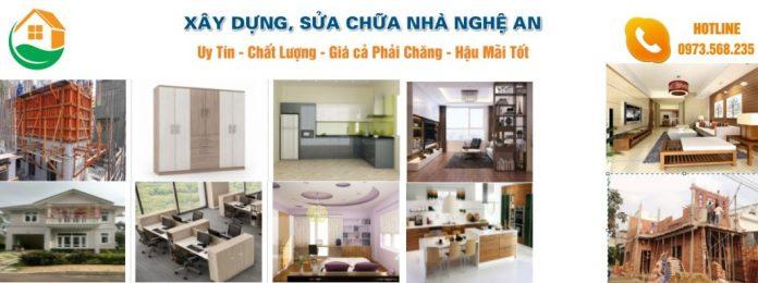 Công ty xây dựng nhà, sửa chữa nhà Nghệ An