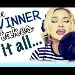 """Alyona Yarushina   """"The Winner Takes It All"""" cover (ABBA)"""