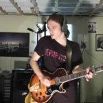 "Jacob Deraps | ""Little Guitars"" cover (Van Halen)"