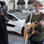 Will.i.am Gets A Feeling With Street Performer