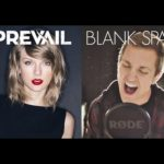 """I Prevail   """"Blank Space"""" cover (Taylor Swift)"""