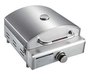 Best Home Pizza MONT ALPI 3 IN 1 Pizza Oven Grill