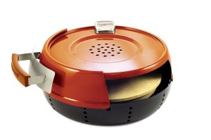 Pizzacraft PC0601 Pizzeria Quickly Stovetop Pizza Oven Best Home Pizza