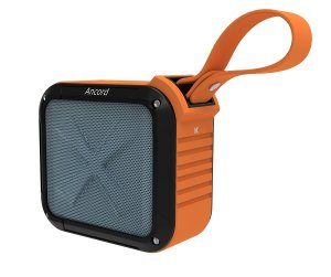 Ancord Portable Outdoor Bluetooth Speaker with FM Radio