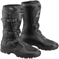 Gaerne G-Adventure Adult Off-Road Motorcycle Boots black