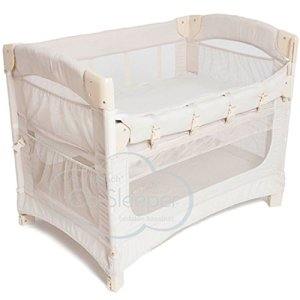 Arm's Reach Concepts Ideal Ezee 3-in-1 Bedside Bassinet