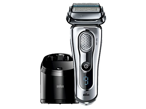 Braun Series 9-9095cc Wet and Dry Foil Shaver for Men with Cleaning Center