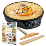 Crepe Maker Machine Pancake Griddle