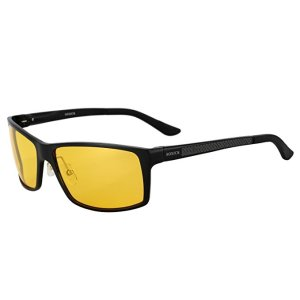 HD Night Driving Glasses Polarized Anti Glare Night Vision For Safe Driving