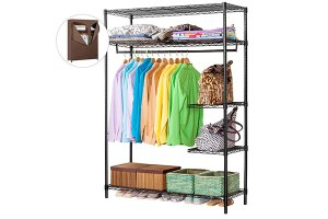 10 Best Portable Clothes Closets and Organizers Reviews in 2018