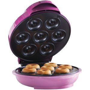 Brentwood TS-250 Appliances Electric Food Maker-Mini Donut Maker