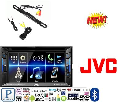 JVC KW- V130BT Double-Din Touch Screen Car Stereo