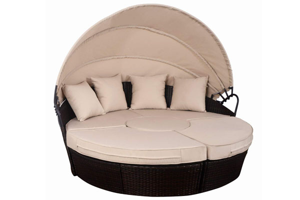 best outdoor daybeds