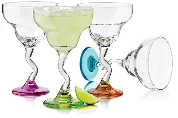 Best Margarita Glasses Sets