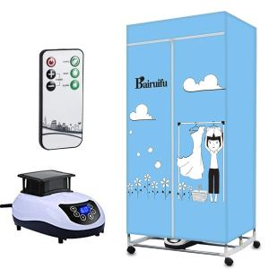 Bairuifu Portable Ventless Clothes Dryer