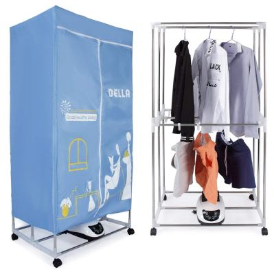 DELLA 15KG Compact Electric Portable Energy Saving Clothing Dryer Rack