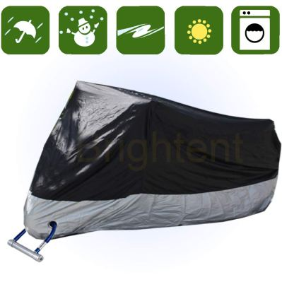 RockyMRanger Breathable Motorcycle Cover
