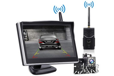 10 Best Wireless Backup Cameras Review in 2019