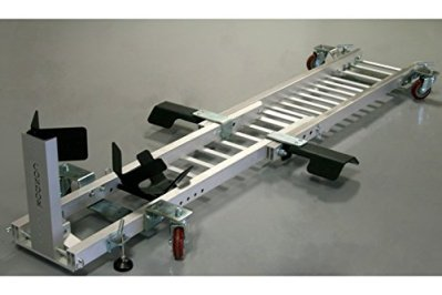 Condor Motorcycle Garage Dolly for Wheel Chock