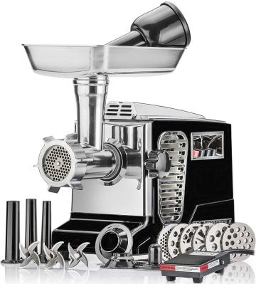 STX International Turboforce II Electric Meat Grinder
