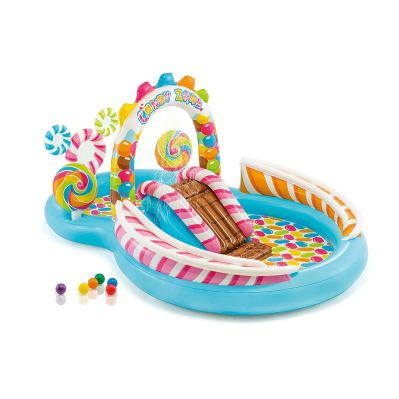Intex Candy Zone Inflatable Play Center