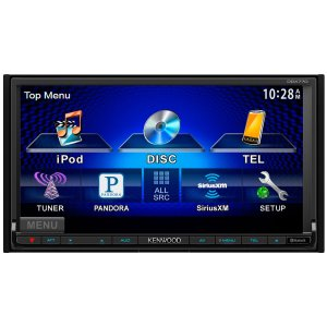 Kenwood DDX770 Car DVD Player