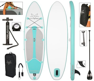 Vilano Journey Inflatable Paddle Board Kit