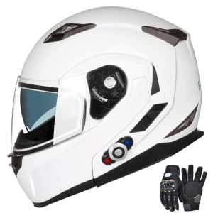 FreedConn-Motorcycle Bluetooth Helmets