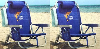 Generic Tommy Bahama 2 Backpack Chair