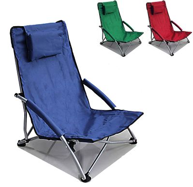 Hello Journey Low Sling Beach Chair