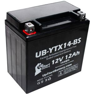 YTX14-BS Battery Replacement