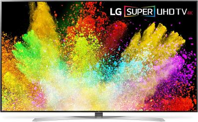 LG Electronics 86SSJ9570 86-Inch 4K Ultra HD Smart LED TV 2017 Model