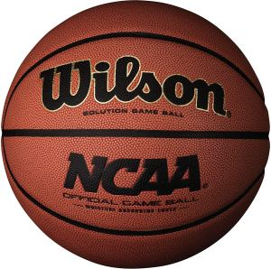 Wilson NCAA Official Game Basketball