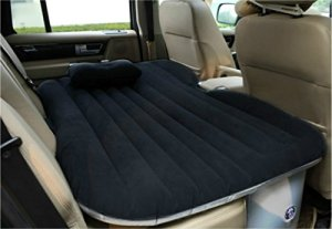 Heavy Duty Car Travel Inflatable Mattress Car Inflatable Bed SUV Back Seat Extended Mattress