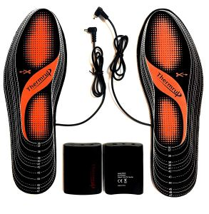Thermup Electric Heated Insole Foot Warmer Socks