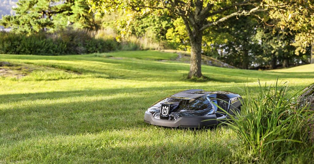 Husqvarna 967622505 Automower 430X Robotic Lawn Mower
