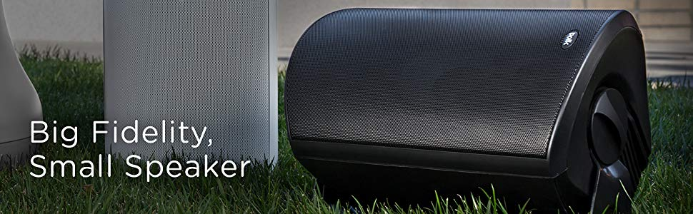 Polk Audio Atrium4 Outdoor Speakers Review