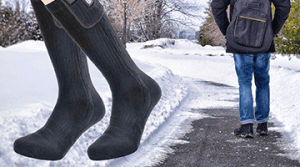 Best Heated Socks of 2020 – Winter Cold Feet Savior Perfect For Wherever You Go
