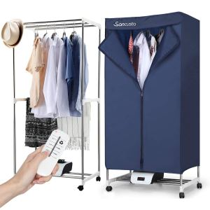 Sancusto Electric Clothes Dryer Portable