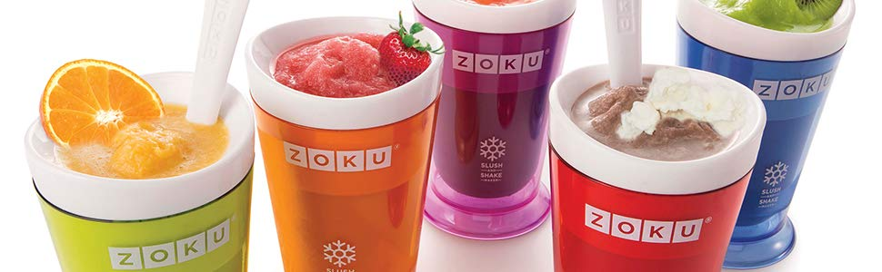 Zoku Coca-Cola Float-Slushy Maker